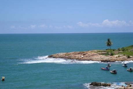 Пляж Calheta