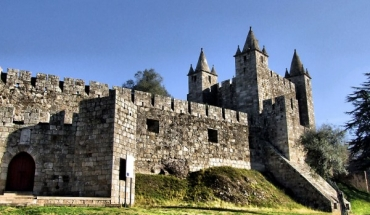 Medieval Fair at Castle of Santa Maria da Feira