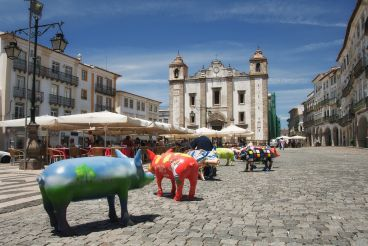 Historic Centre of Evora